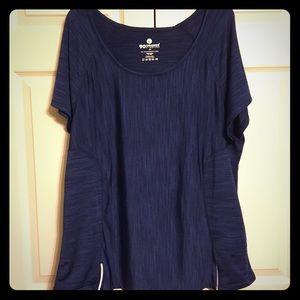90 degrees by reflex. Athletic shirt 3X